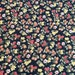 Floral Path Cotton Cambric Fabric by the Yard, Cotton by the Yard, Cotton Yardage, Yardage