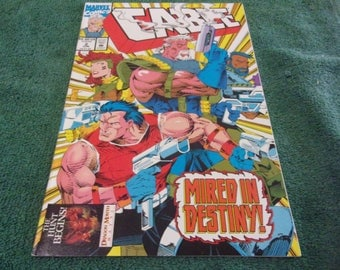 1993 Marvel Comic Book Cable Issue 2