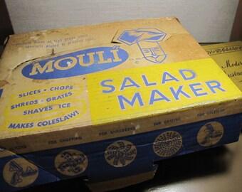 Mouli Salad Maker - Original Box - Made in France