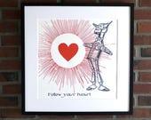 Tin Man Poster Print