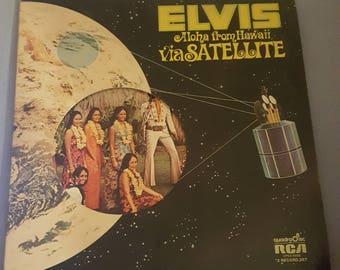 ELVIS Aloha from Hawaii Via Satellite 2 record Set (VPSX-6089) Vinyl