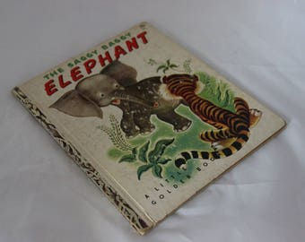 Saggy Baggy Elephant, Little Golden Book