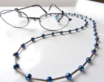 Cool and Fun  Eyeglass Chain - Beaded Eyeglass Chain Readers Holders - Eyeglasses Holder Beautiful Eyeglasses Leash