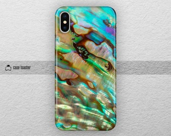 Abalone- iphone x case  iphone 7 plus case iphone 6 case iphone 6 plus case iphone SE case  iPhone 7 case iPhone 8 Plus case iPhone 8 case