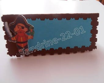 """bobs """"pirates"""" Brown and blue"""