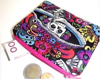 Coin purse - the muerta Dia