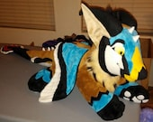 ANYTHING GOES! CUSTOM Plush of your pet, fursona or original character! Lots of options!