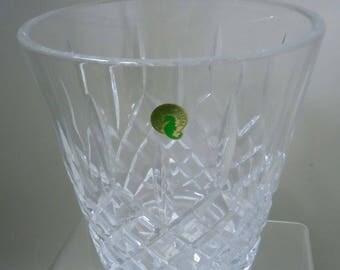 Vintage Waterford Lead Crystal Lismore Crystal Ice Bucket