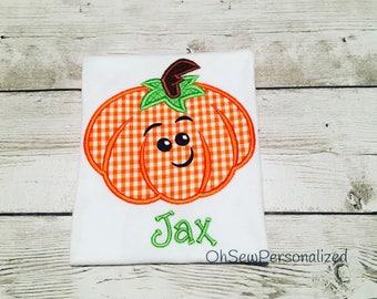 Pumpkin Boy Shirt - Pumpkin Shirt For Boys - Fall Boy Shirt - Fall Shirts For Boys - Pumpkin Patch Shirt For Boys - Pumpkin Shirt