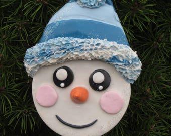 Cute Snowkids Ornaments