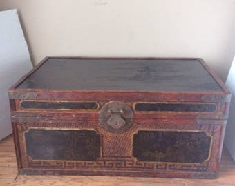 Ancient Chinese Trunk