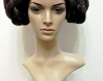 Steampunk Leia (Noflutter art) _Made_To_Order