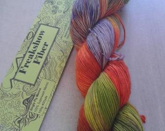 ooak #1 Single Ply Merino Yarn