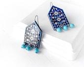 AREZOO earrings - Persian jewelry