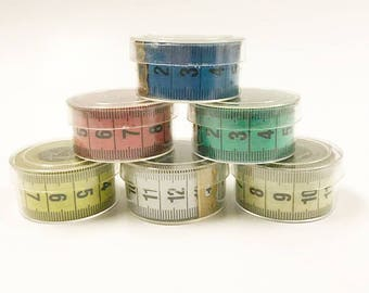 Tape Measures Jewelry Tools, 150cm measuring tape, both sides are centimeters