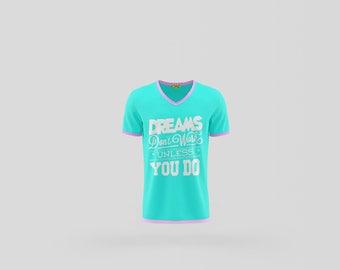 V-neck T-Shirt | V-neck T-shirt Mockup | Photoshop V-neck T-Shirt Mockup | Custom V-neck T-Shirt | Men's V-neckT-Shirt |