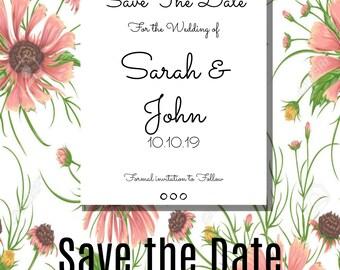 Printable Save the Date JPG