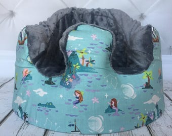 Neverland Charcoal Bumbo Seat Cover