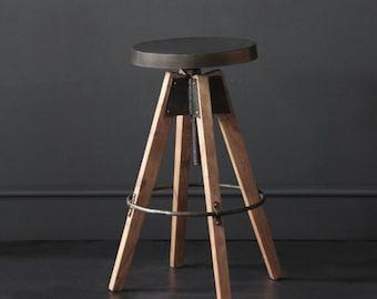 Artist adjustable Kitchen Stool 66cm - 88cm & Kitchen stool | Etsy islam-shia.org