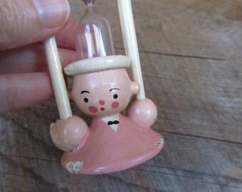 Vintage Hourglass Timer