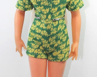 "Vintage Ideal Grow-Hair Doll ""Kerry"" 1970...Crissy Doll Family"