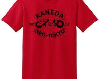 Kaneda Moto Club - Akira Inspired Tee