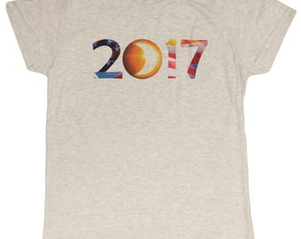 Ladies 2017 Great American Eclipse T-Shirt
