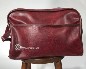 New Jersey Bell Leather Bag
