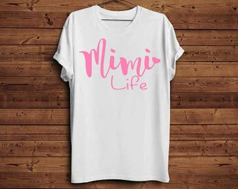 Mimi, Mimi Svg, Mimi Life svg, Grandma life, Mom life, Mimi life, My favorite people svg, Grandma svg, Grandmother svg, Grandparent svg