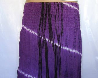 Falda larga / Maxi skirt