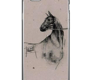 "iPhone Case cover ""Horse"""