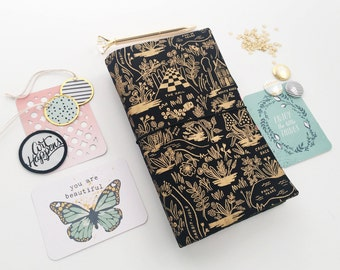 Wonderland Fabric TN Cover