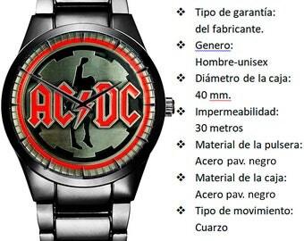 Custom Clock AC-DC 2