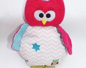 Cuddly OWL.