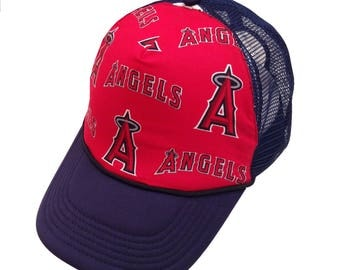 Angel Trucker Hat-Youth Size