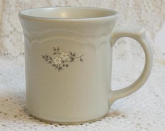 Vintage Mug in Heirloom by Pfaltzgraff  Discontinued