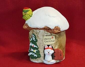 Enesco Christmas Bank