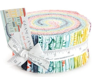 Grand Canal - Jelly Roll - MODA - Kate Spain