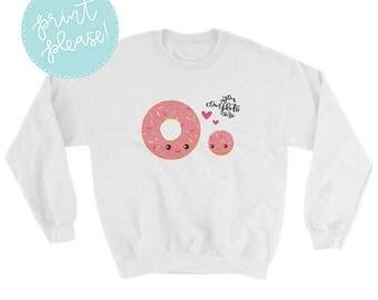 You Complete Me Donut Sweatshirt