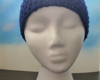 Hand-made ear warmers