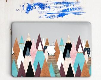 Mountains Color MacBook 12 MacBook Air 11 MacBook Air 13 Inch Case MacBook Pro Retina 13 Case Case MacBook Pro Retina 15 Back Cover CGMC0047