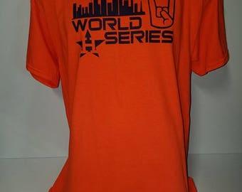 Houston Astros T shirt - Houston logo - H Town