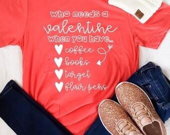 Valentine Teacher Tee