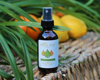 Bona Dea Feminine Oil Blend 2 oz. | All-Natural Feminine Spray with Essential Oils | No fillers, No Water - 100% Oil Blend
