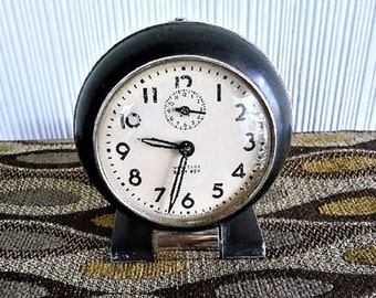 Grandpa's Westclox Baby Ben Alarm Clock (USA)  ..   Fix it - or - Craft ?