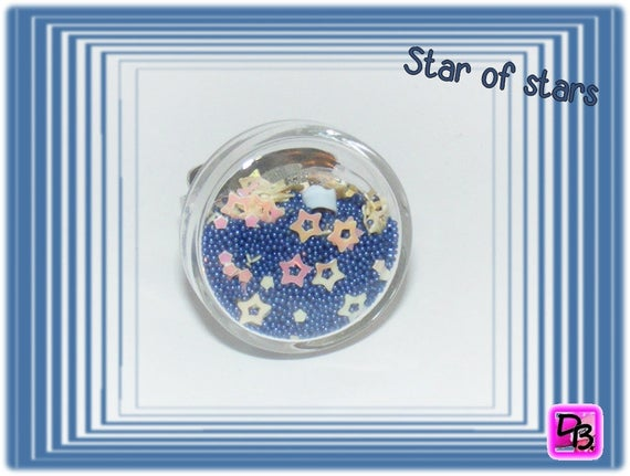 Bague globe [Star of stars]