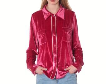 Velvet Virtue Shirt