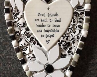 Good Friends Mosaic