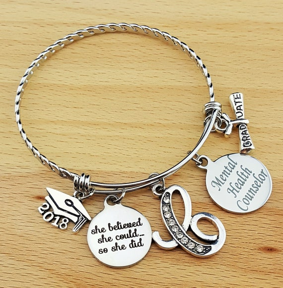 Mental Health Counselor Mental Health Counselor Graduation Gift Mental Health Counselor Gift Mental Health Counselor Gifts Senior 2018
