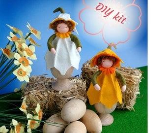 Egg warmer Narcis Sisters